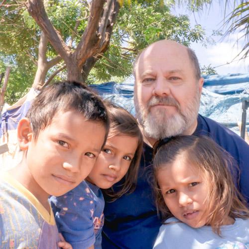 Cristo Rey Nicaragua Bagwell Children