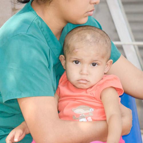 Nicaragua abuse orphan
