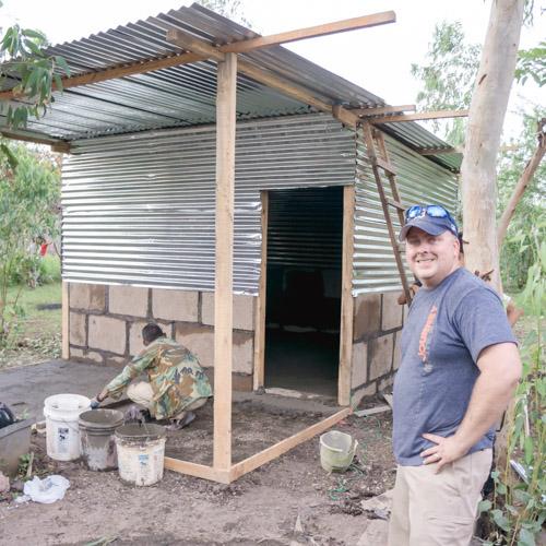 Cristo Rey House Home Construction