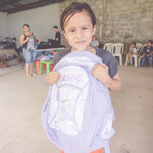 Child Sponsorship for Cristo Rey School