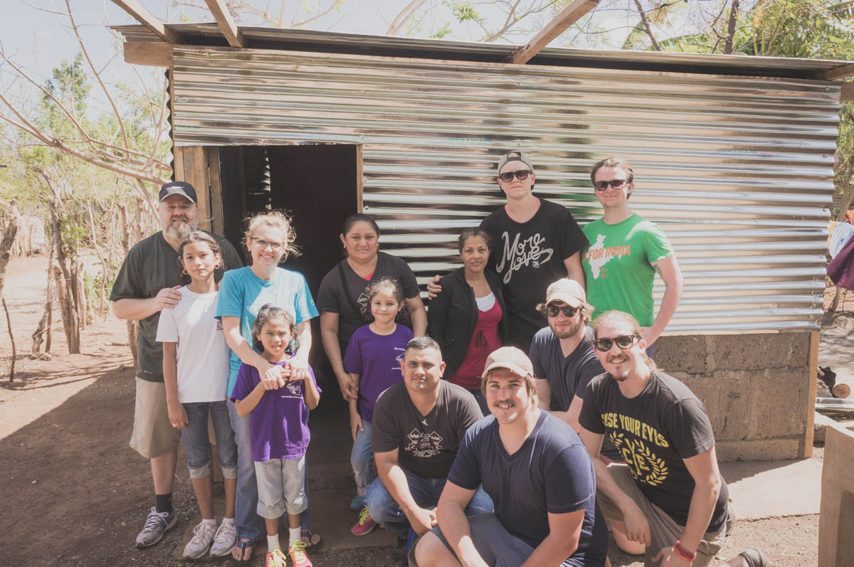 Cristo Rey House and Home Construction