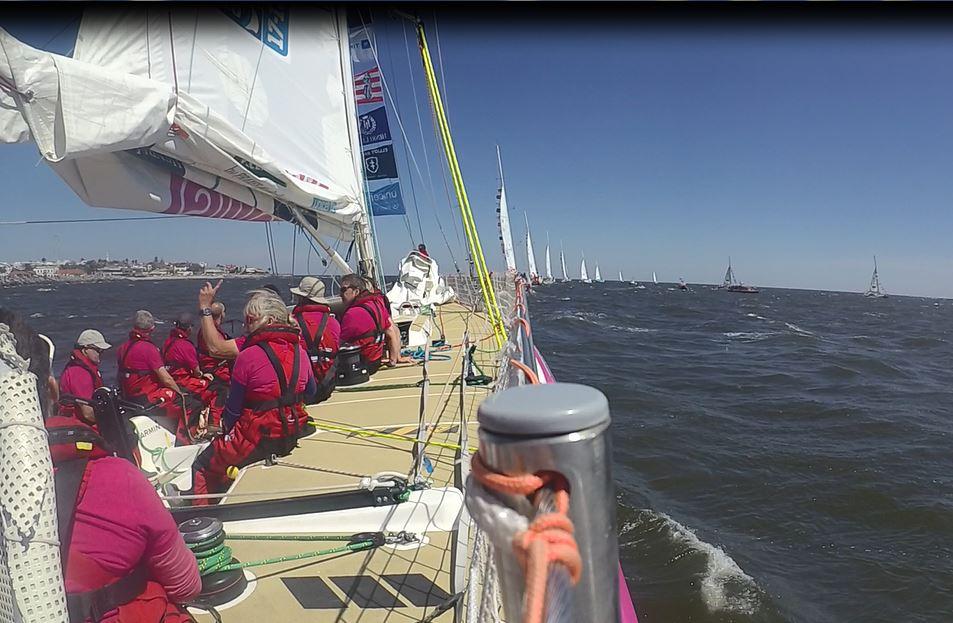 Parade of sail from CV20.JPG