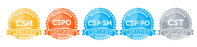 Scrum Alliance Logos Combined with CST.png