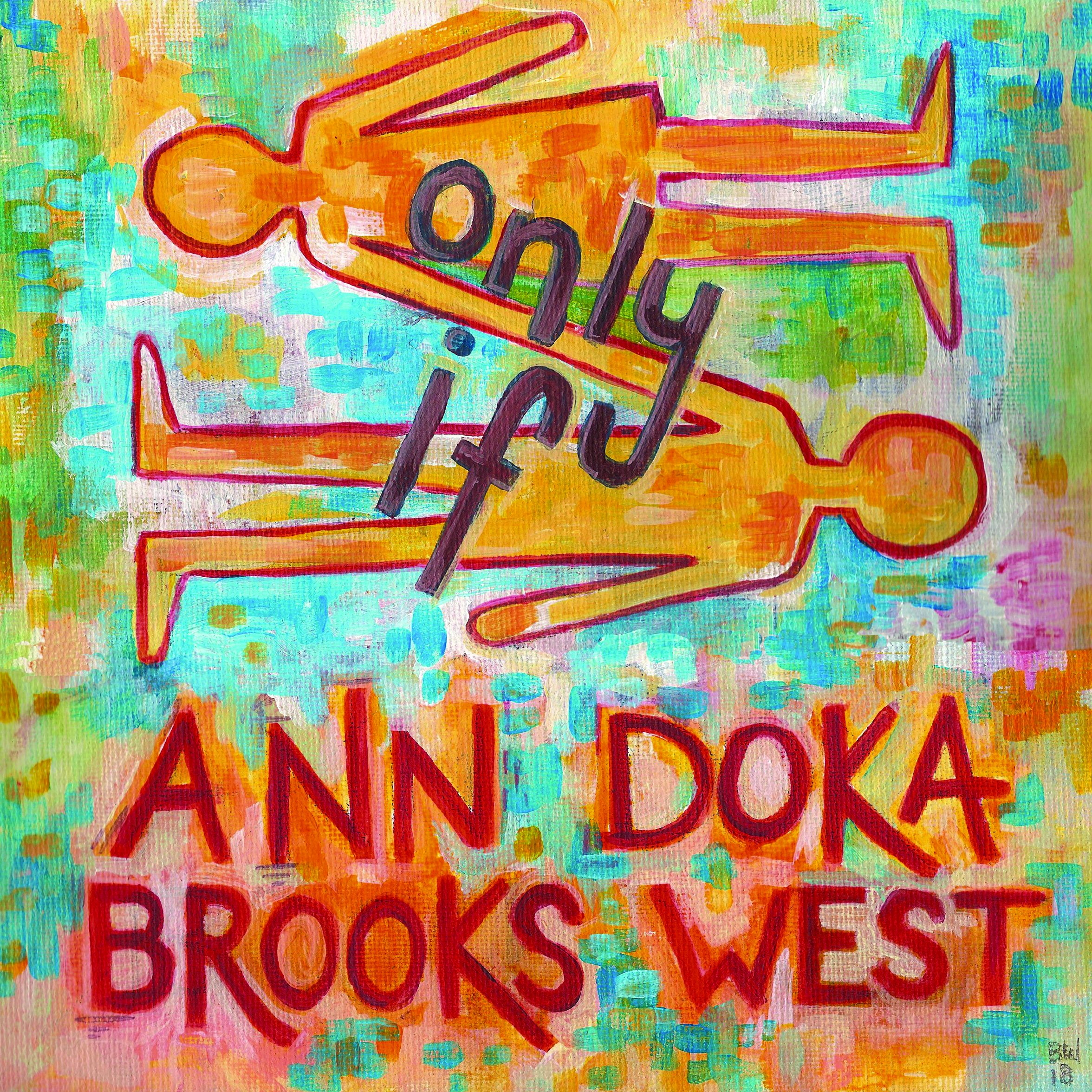Brand New Music From Ann Doka and Brooks West