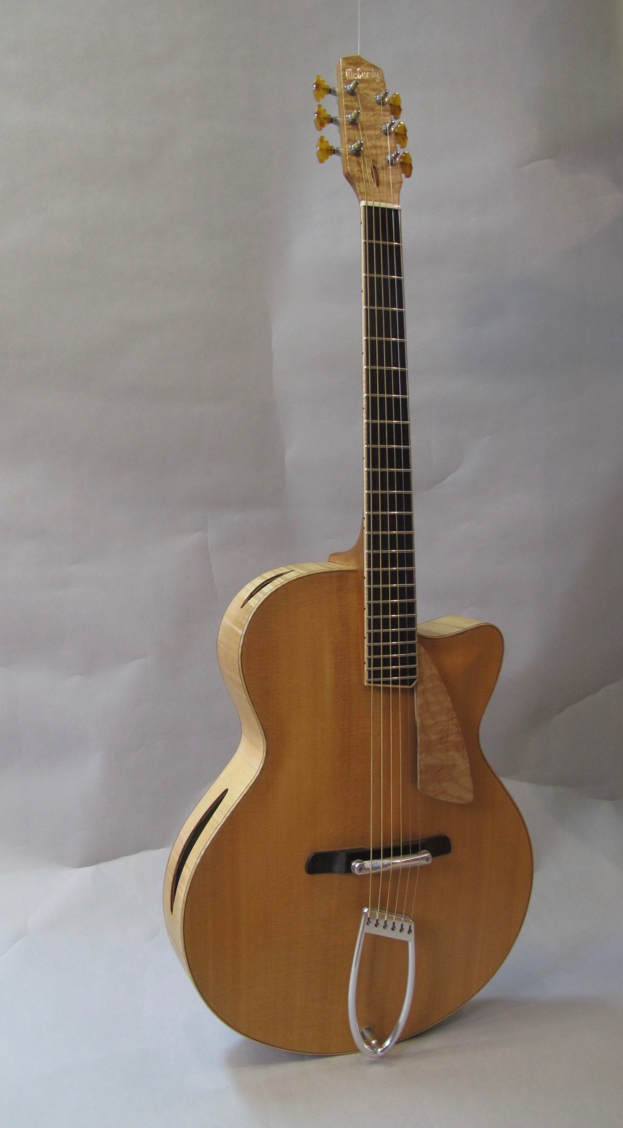 The Transfonic Archtop