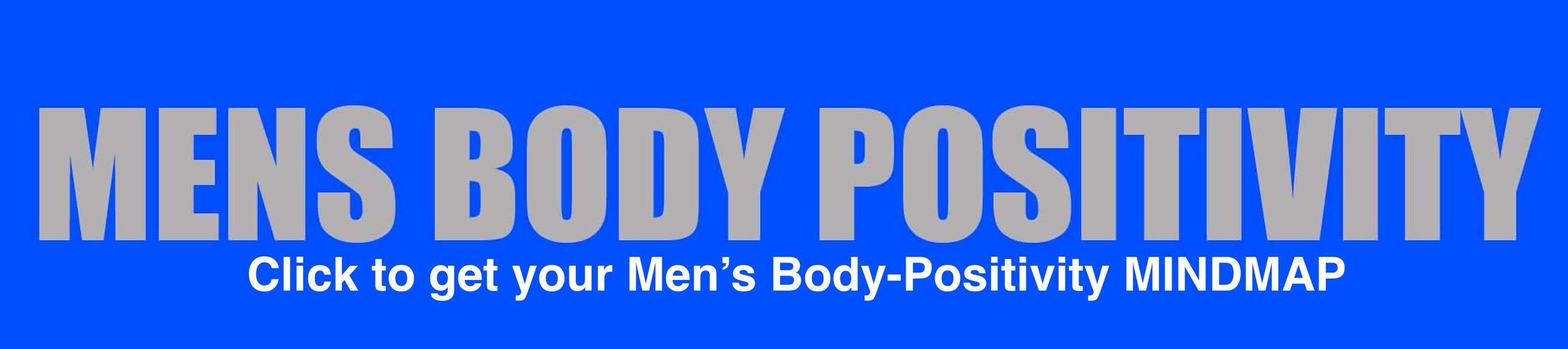 Stop struggling and worrying now! The Men's Body-Positivity Course is a gentle step-by-step method.