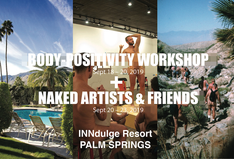 JOIN US for male camaraderie and friendship in Palm Springs, California!