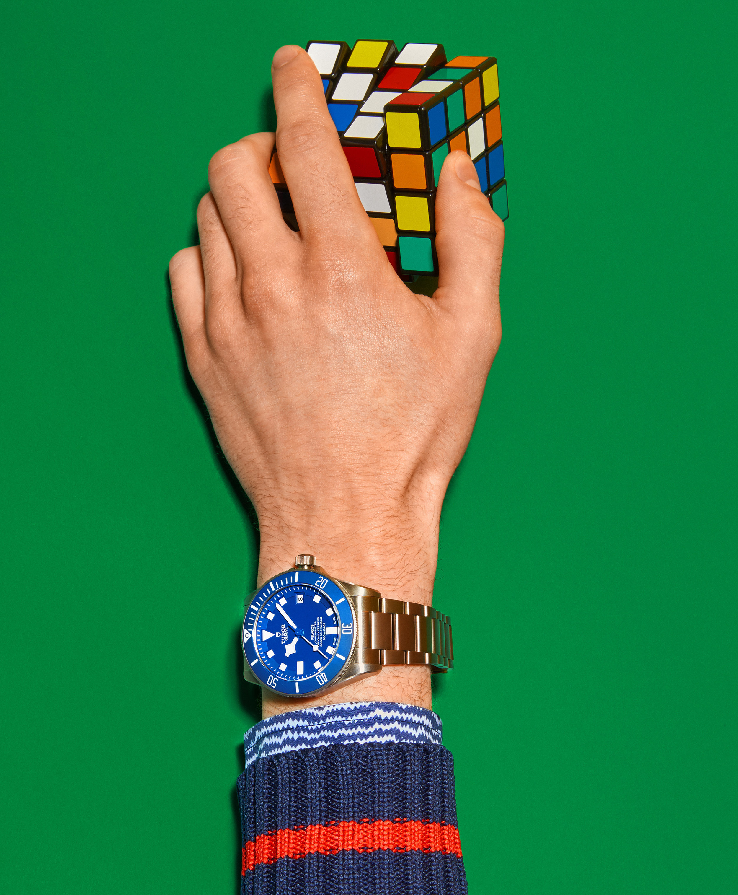Birks Editorial - Creative Direction and Art Direction by Guillaume Briere (Montreal and Toronto) - Photography by Gabor Jurina - Watches, Fashion and Jewellery photography