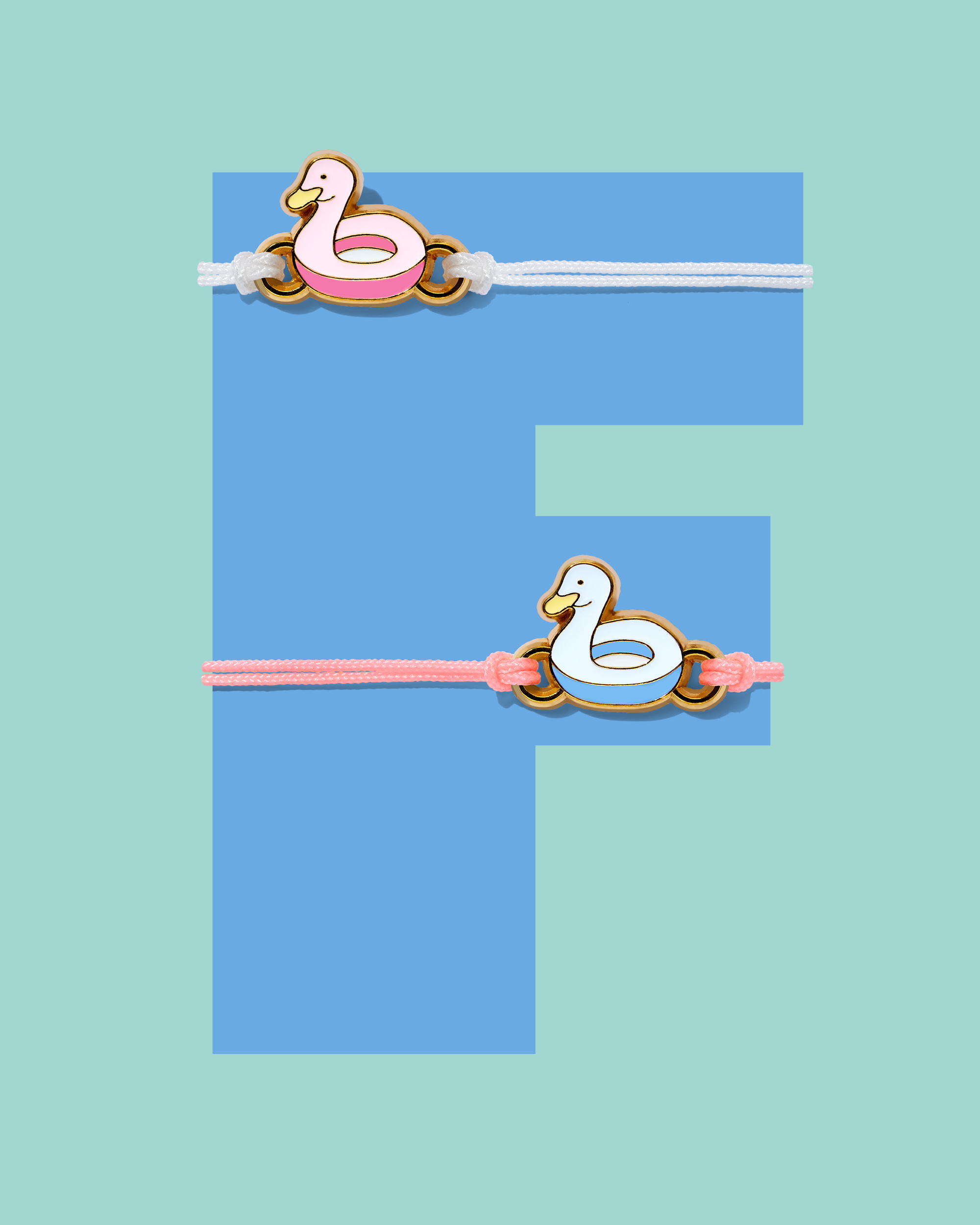 My Lucky Fortune BFF Series Instagram campaign — Creative direction, art direction and design by Montreal / Toronto-based Guillaume Briere. #stilllife #stilllifephotography #collective #toy #jewellery #jewelry #advertising #artdirection #creativedirection