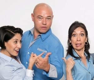 CAST: Tiffany Mualem, Tony Kim and Doreen Calderon