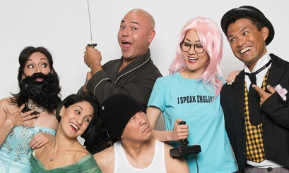 CAST: Doreen Calderon, Tiffany Mualem, Tony Kim, Jully Lee, Mike Palma
