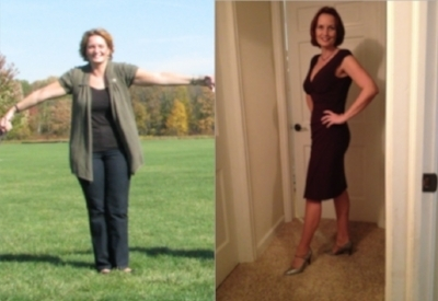Jeanette lost 31 pounds, 10% body fat and 25 inches.
