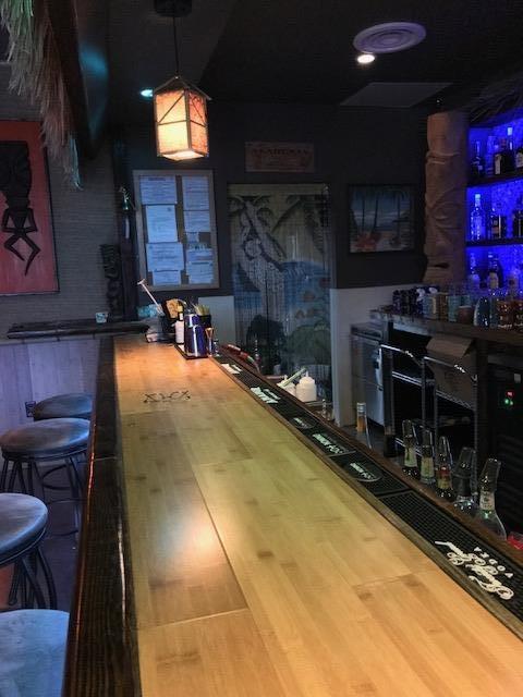 Your seat at the bar awaits...