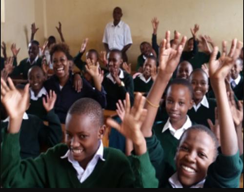 Mlima Shabaha school English submersion students