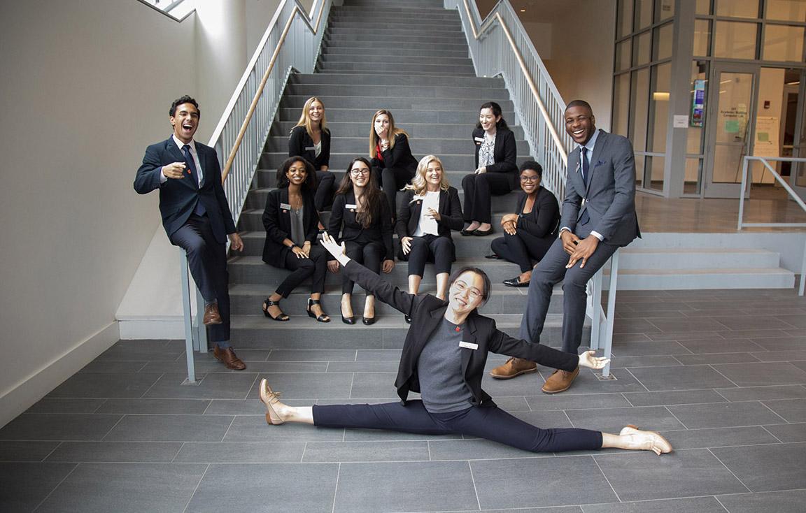 Rutgers Futures interns