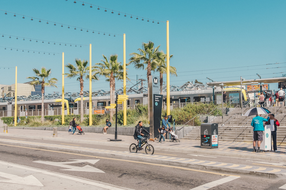 Santa Monica Expo Line