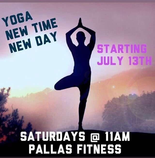 Yoga with @lex_santi is starting back up tomorrow at 11am in our new space. Yoga is included in your membership, but please be sure to sign up in advance.   #CrossFitPallas #PallasFitness #Community #Coaching #Fitness #CrossFit #Yoga #Core #Pregnancy #Postpartum #WomensWellness #Functional #Health #Wellness #Gym #Ithaca #FLX
