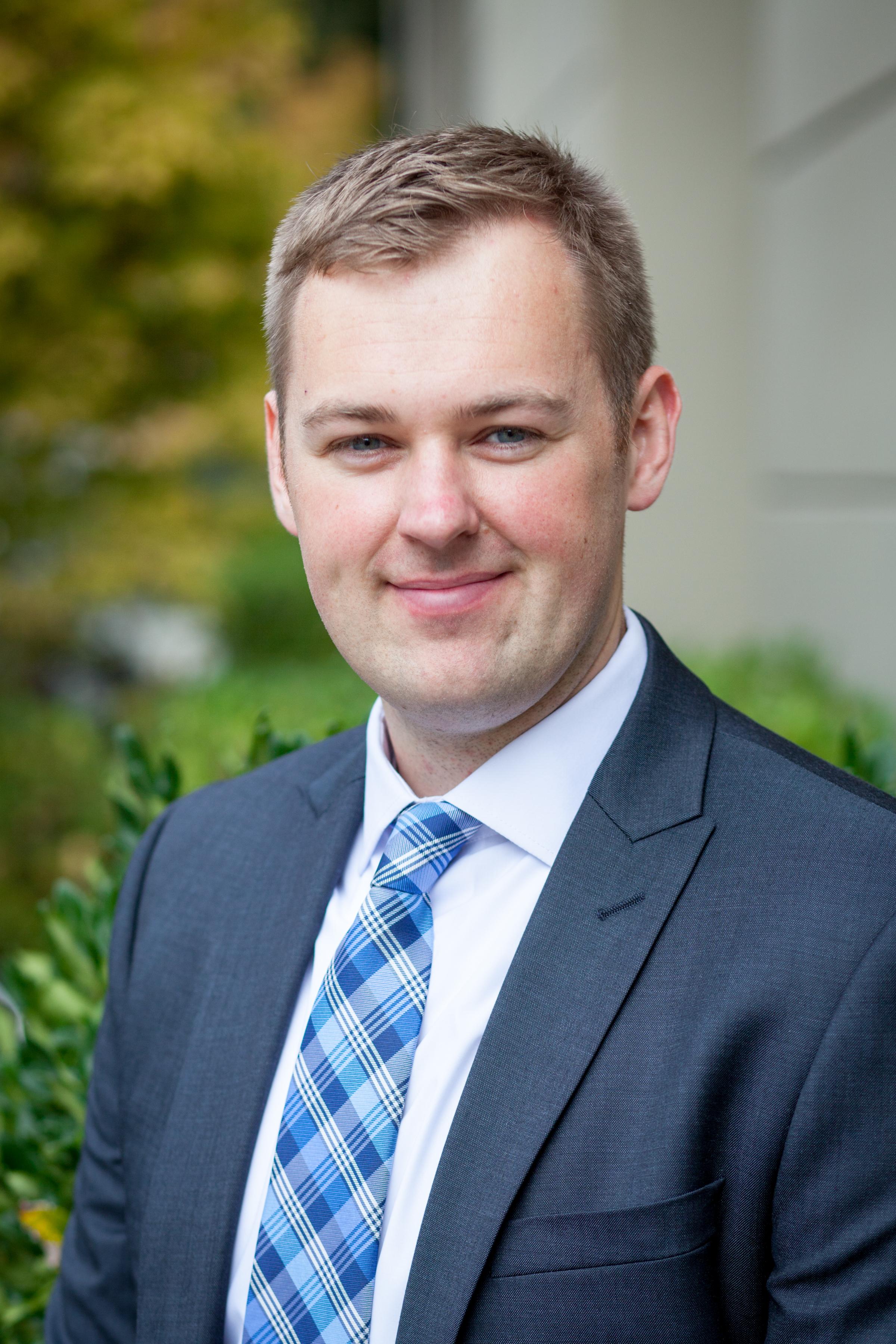 Matt Mueller, MBA '17    LinkedIn