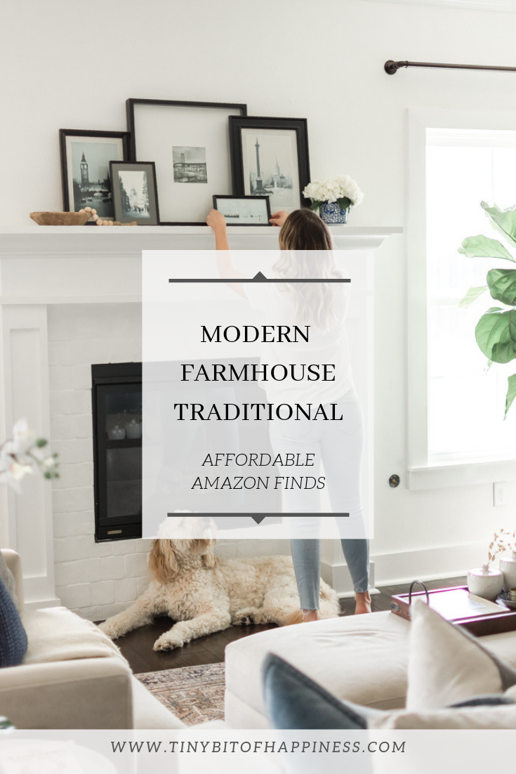 Affordable Amazon Finds with Modern Farmhouse Traditional  Vibes
