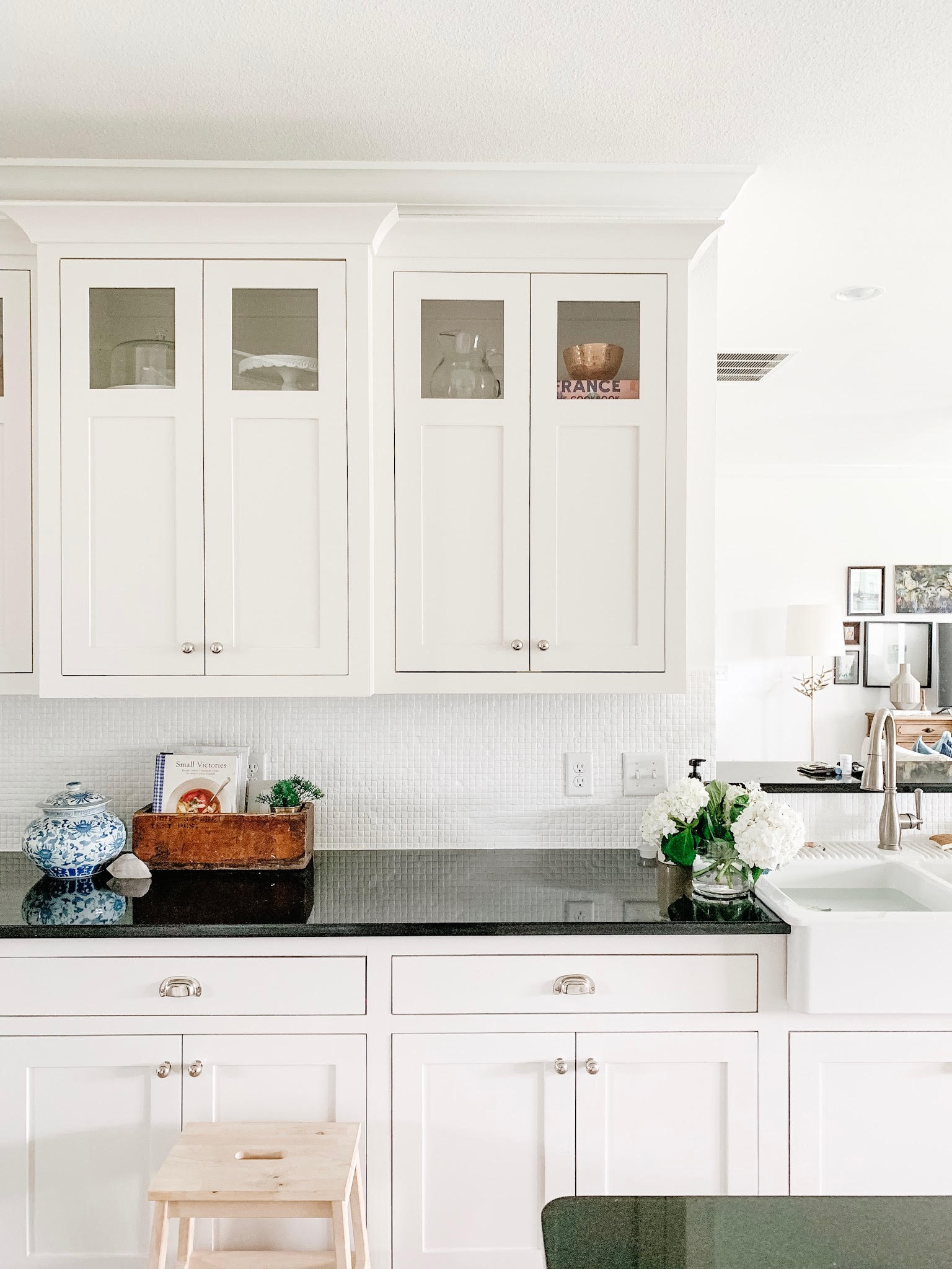 - How To: Paint Your Tile Backsplash
