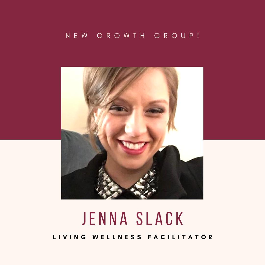 Jenna SlackJanuary 9th - March 27thWeThriveFitnessMonticello, MNPrivate Group -