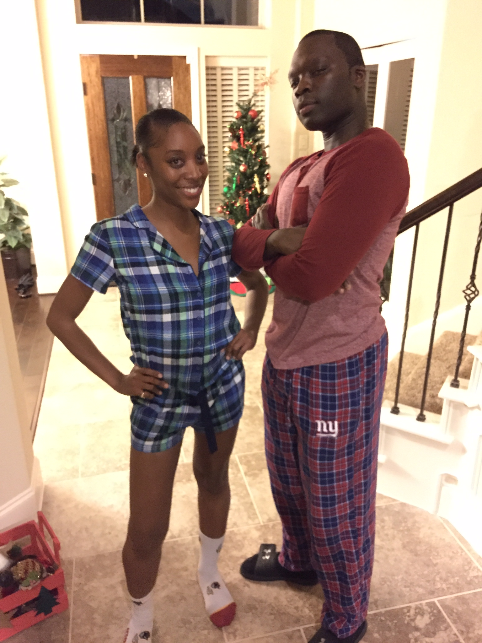 Holiday Pajama Party in Houston, Texas