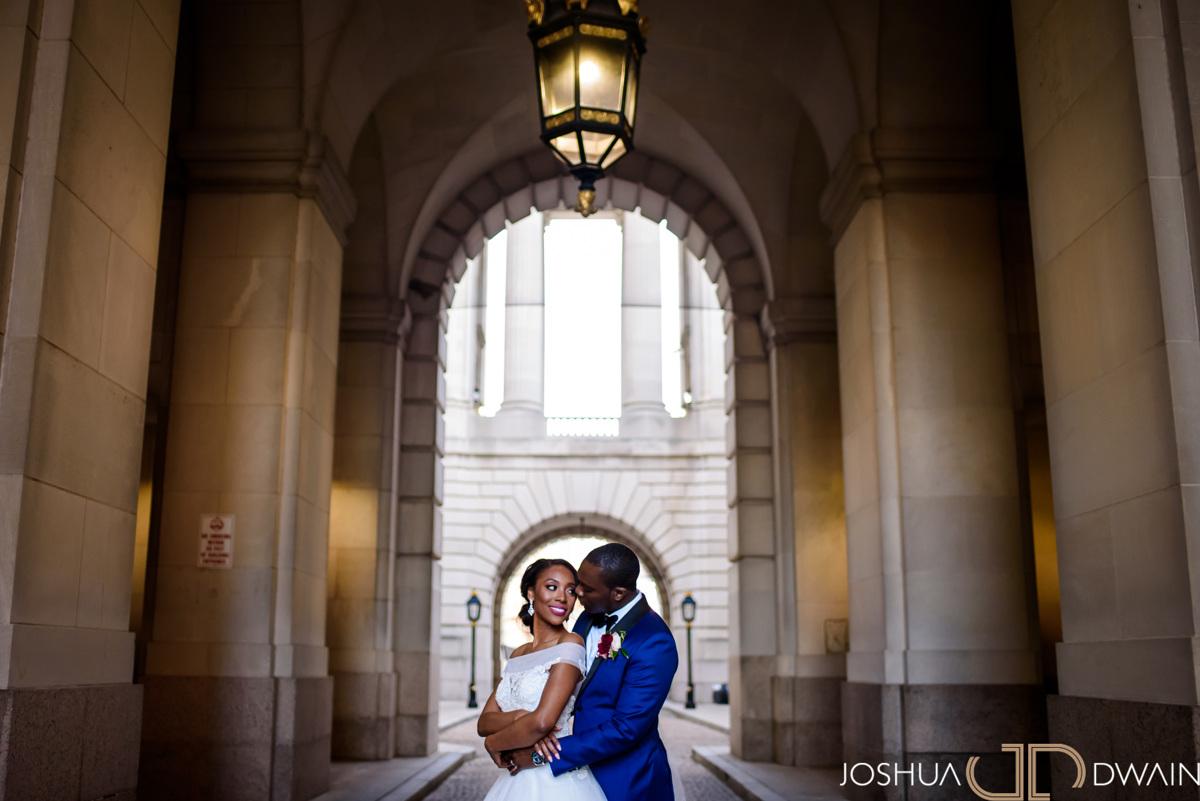The New Mr. & Mrs. Adeyemi