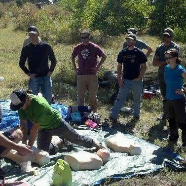 Wilderness CPR