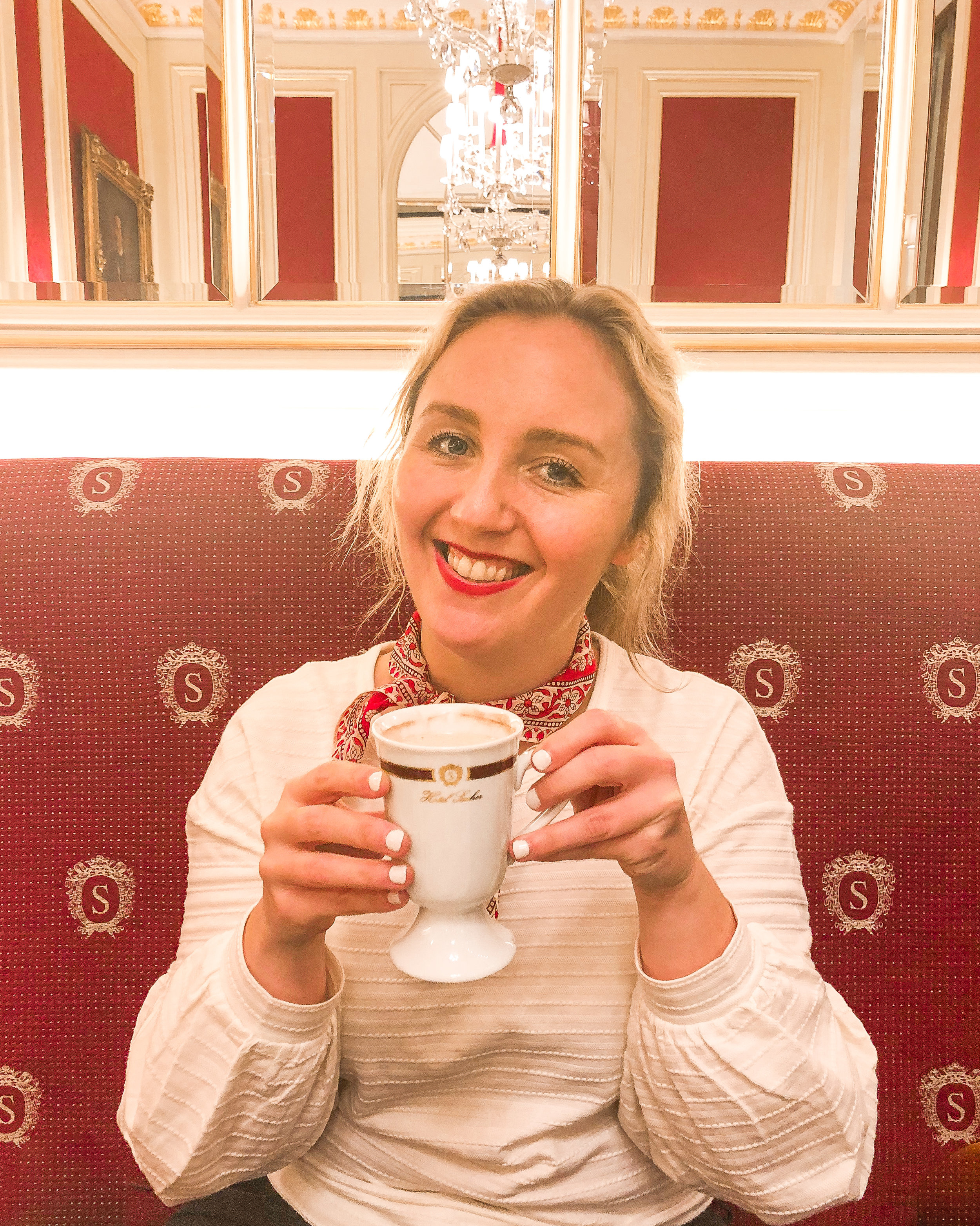 Cafe culture is a huge part of the Viennese lifestyle, and I was more than happy to partake!