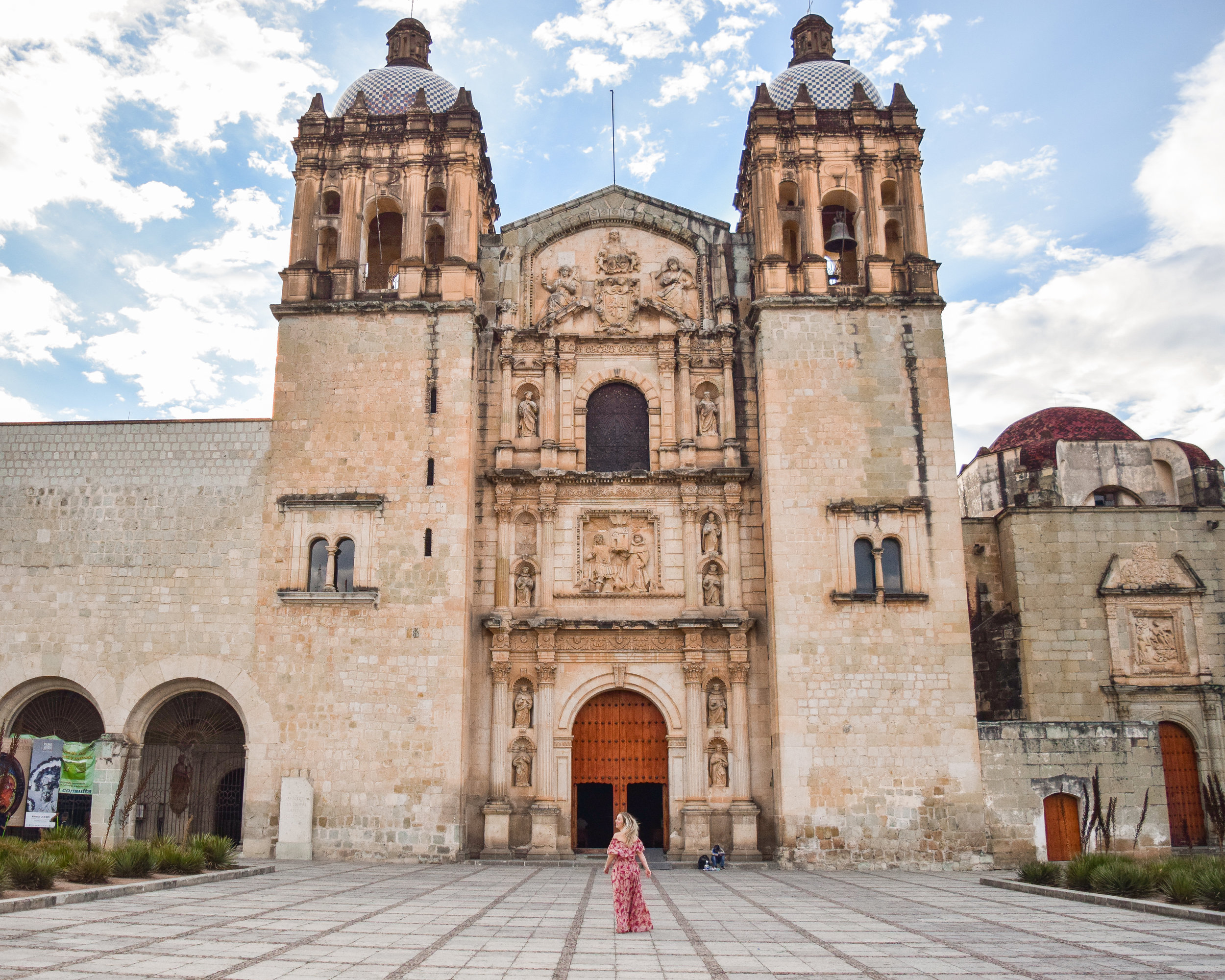 This gorgeous and altogether impressive cathedral is the main centerpiece of the town, and is flooded with visitors everyday.