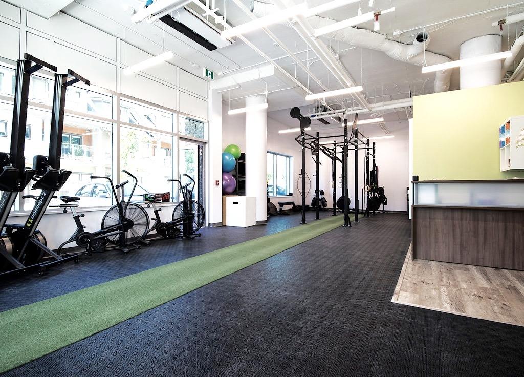 Fitness Studio Interior