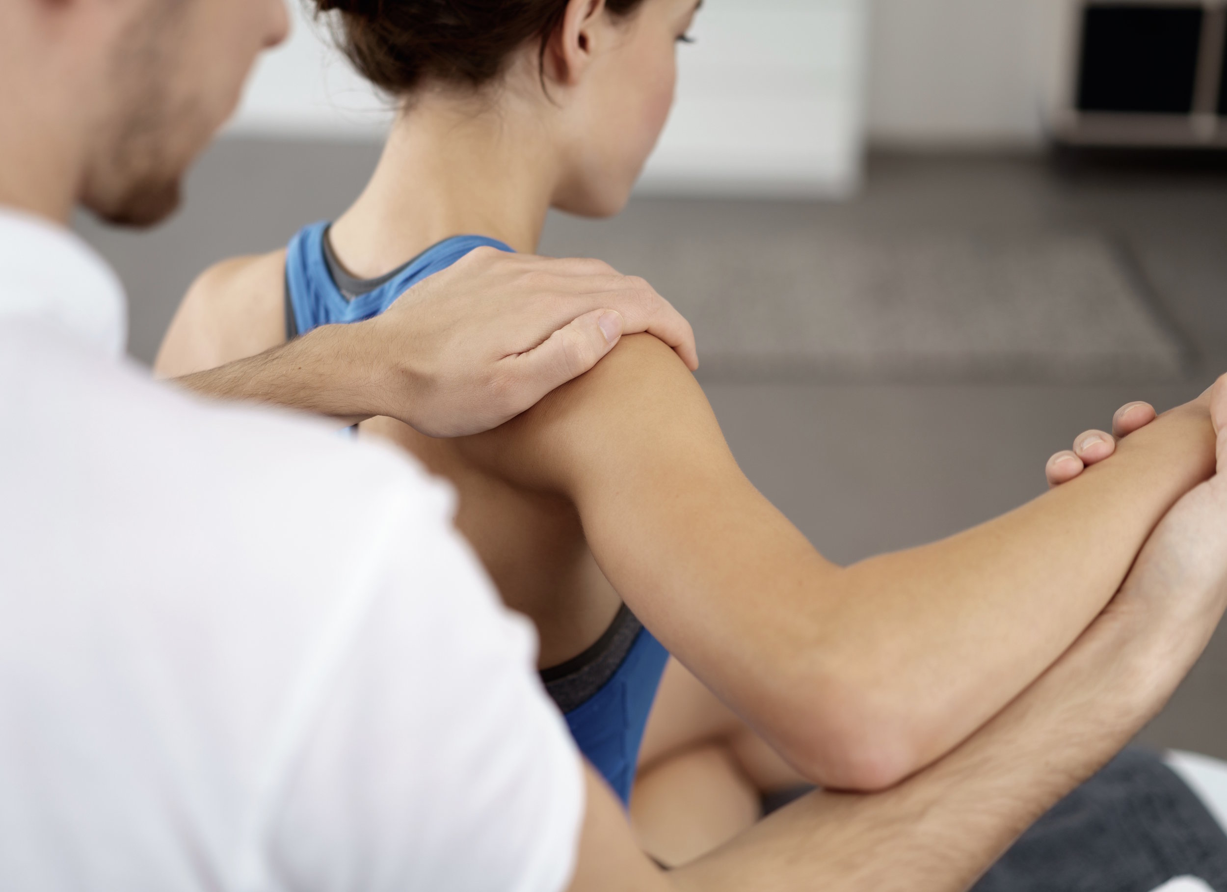 Athletic Therapy & Exercise Rehab