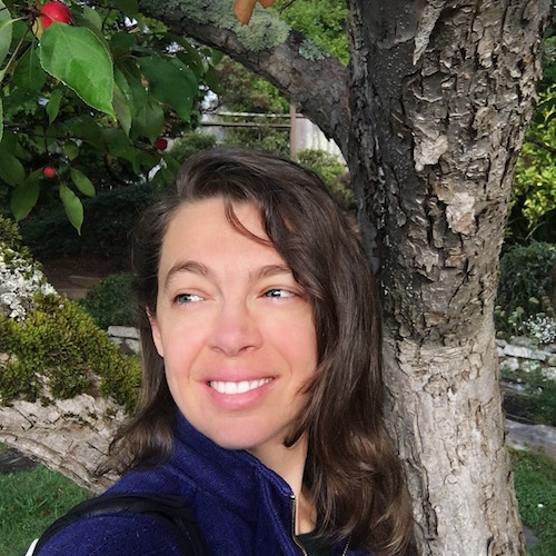 KATRIN WELCH is a Greek-American woman, an applied mindfulness facilitator and mindfulness instructor who reflects on technology and privilege in our self-awareness and the mindfulness movement at large.