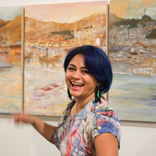 ŞERIFE WONG is a Turkish Hawaiian an artist, activist and founder of  Icarus Salon , an initiative that centers justice and inclusion in the governance of artificial intelligence and ethics of emerging technology.