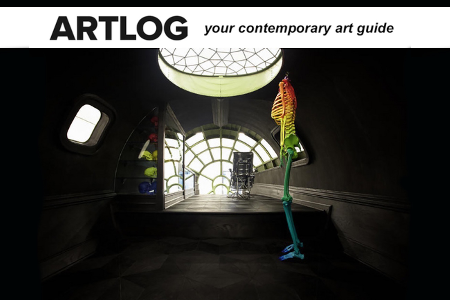 ARTLOG / CONTENT CREATION    Created weekly online editorial and email marketing content for ArtLog, an online media portal -  Where Art Meets Design, Music, & Technology -  established by art-world entrepreneur, Manish Vora.