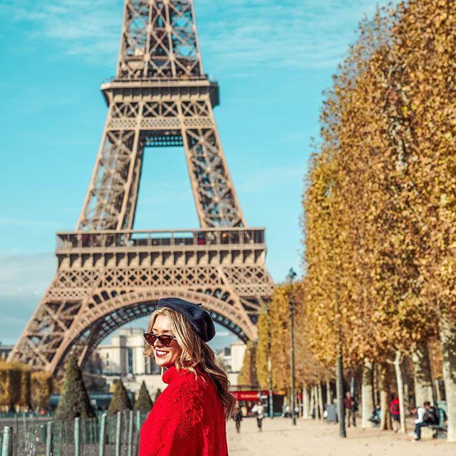 Dreaming of Paris Fashion Week ☁️