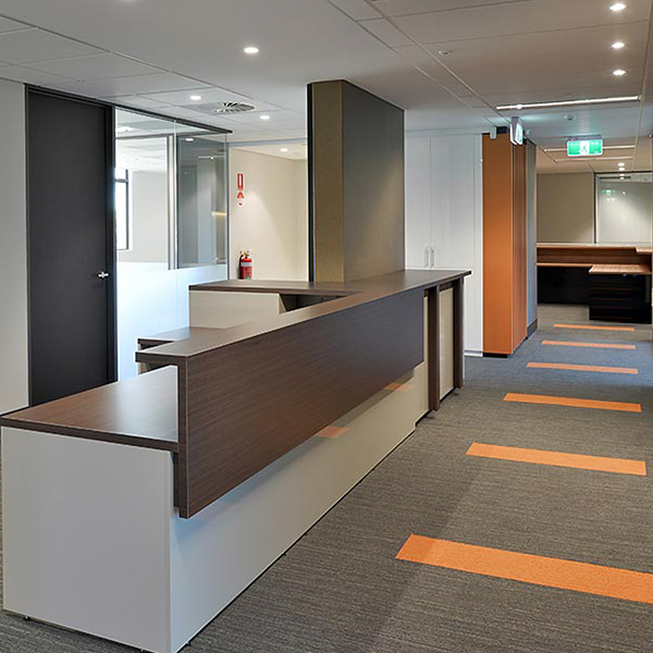 Henroth Investments Head Office – Eastpoint NSW    Client:  Henroth Investments  Architect:  Pyke Design  Duration:  6 weeks