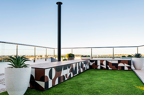 NEUTRAL BAY ROOF TOP