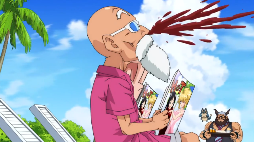 DBS_Master_Roshi_nose_bleed.png