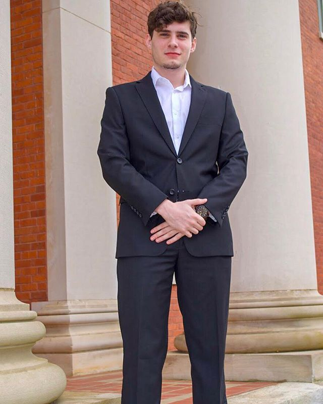 ⭐️ 2019 MGC EXEC BOARD ⭐️ • Kicking off the exec board introductions, meet the PRESIDENT of Clemson's Multicultural Greek Council, Dominick Marosok! • • He's a junior bio-electrical engineering. He believes that  MGC helps to grow our inclusive community at Clemson while meeting new people and building new and strengthening old relationships with those that share MGC's vision.