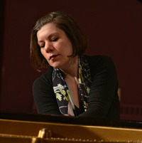 Deanne Mohr, piano