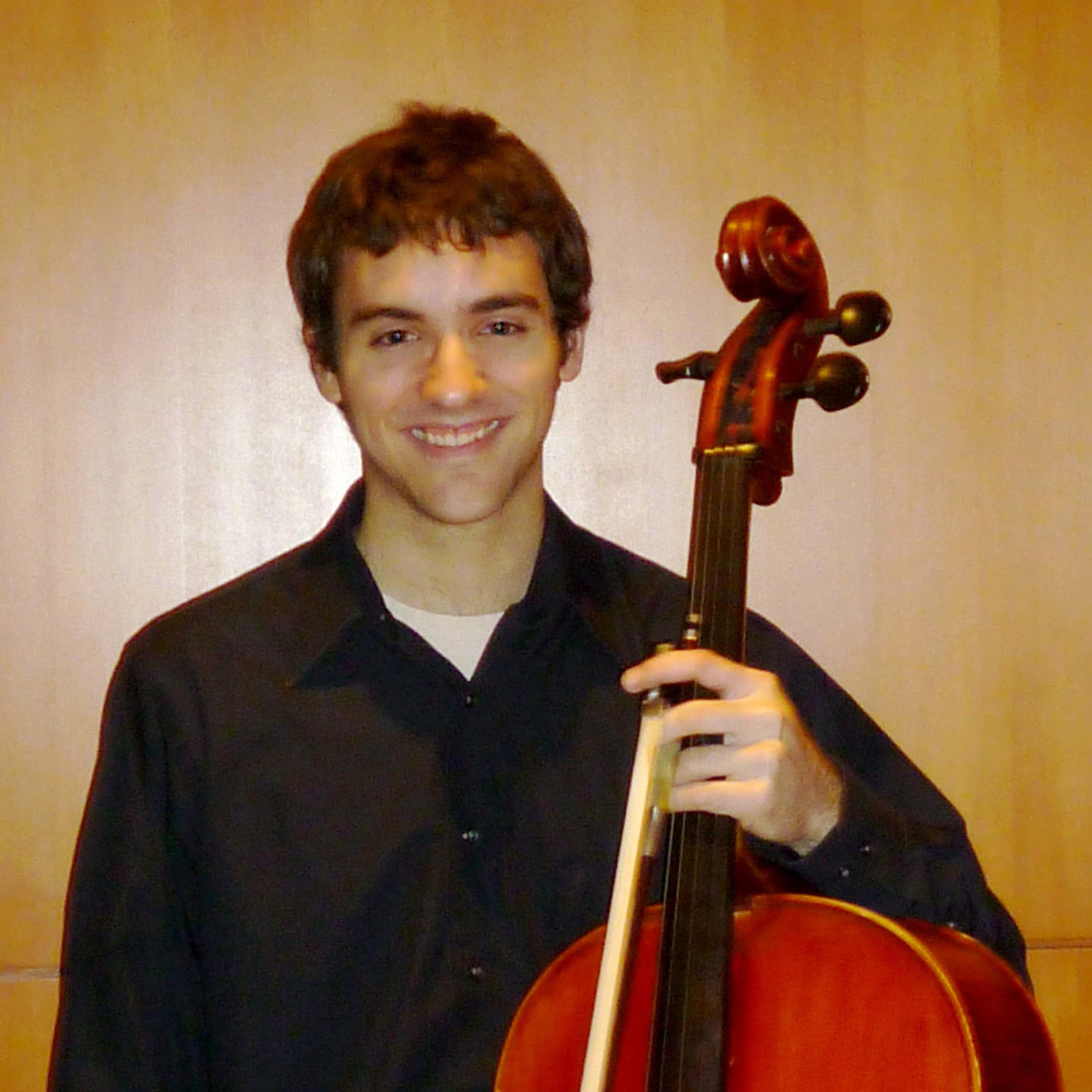 Ben Osterhouse, cello
