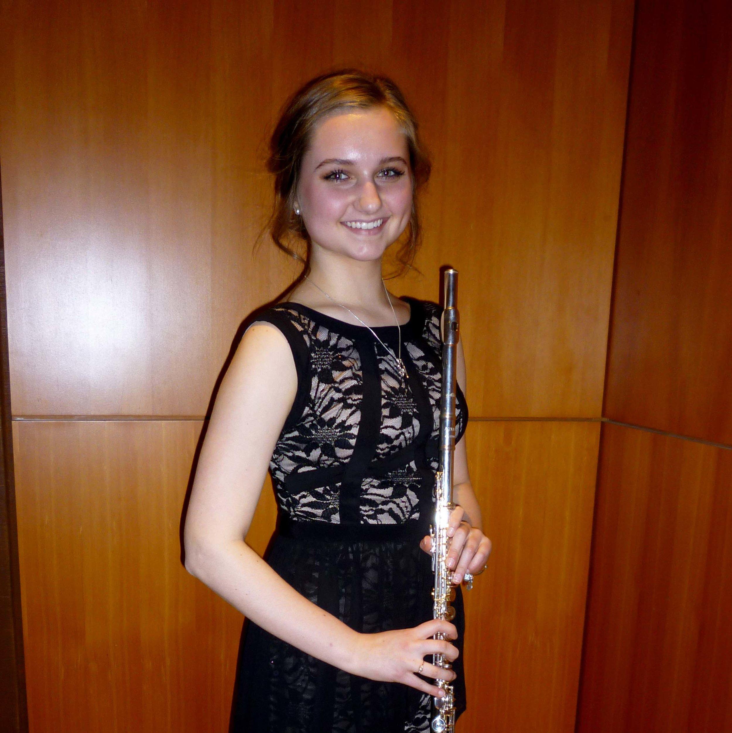 Elizabeth Kleiber, flute