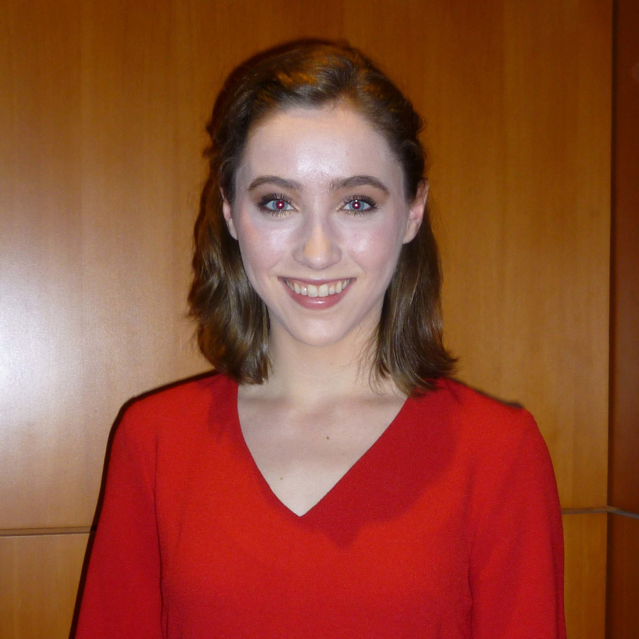 Olivia Schurke, soprano