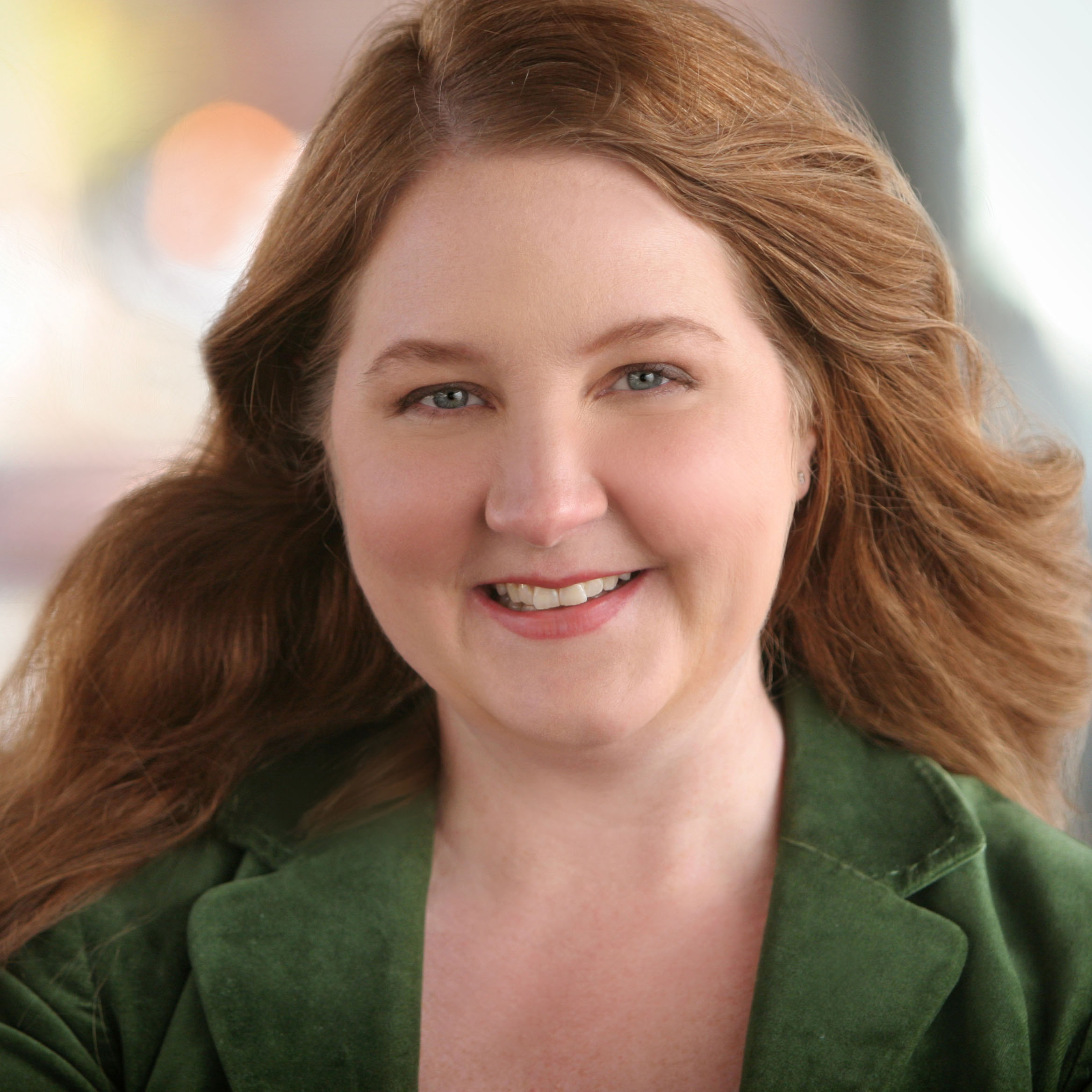 Colleen O'Shaughnessy, soprano
