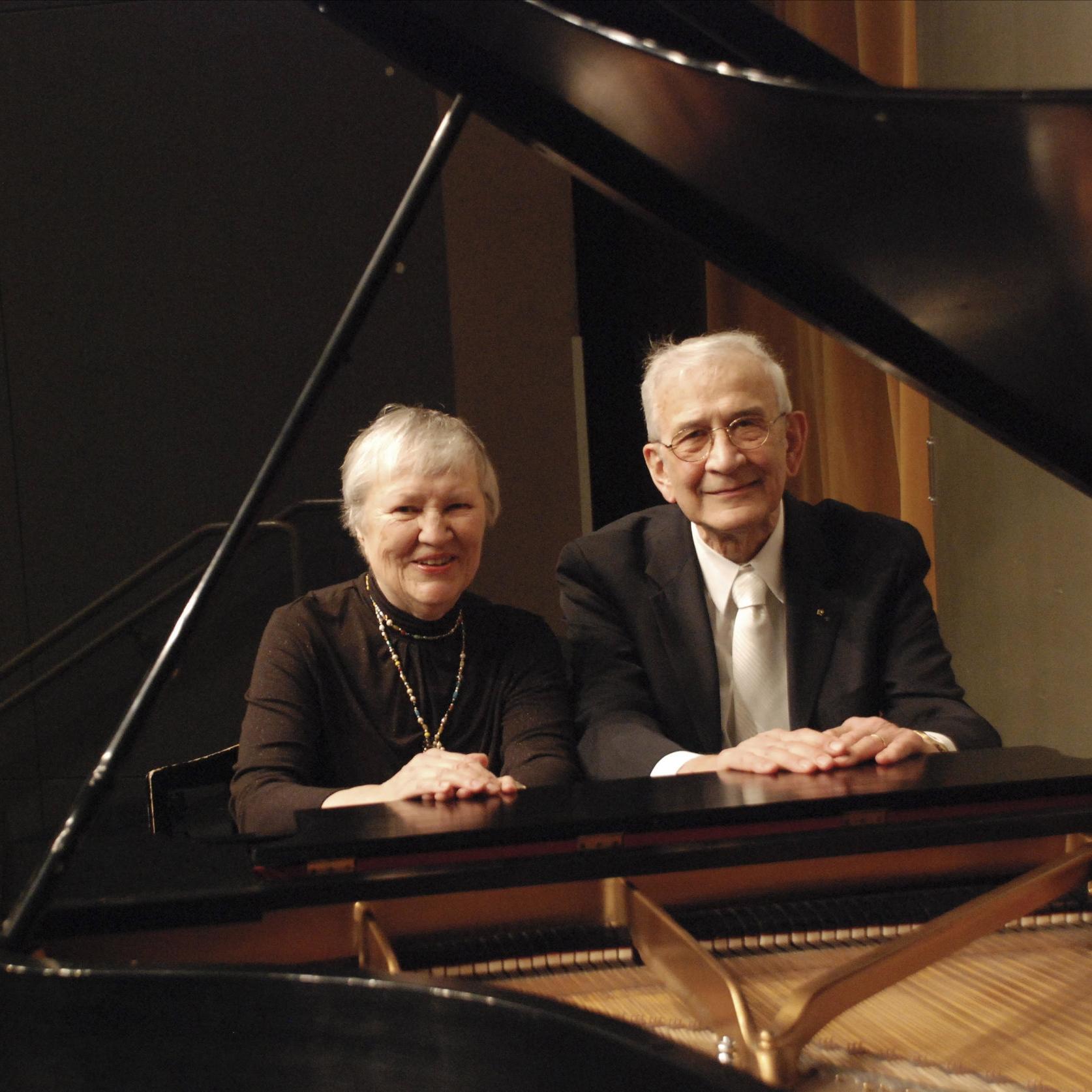 Helen and Paul Baumgartner, piano duo