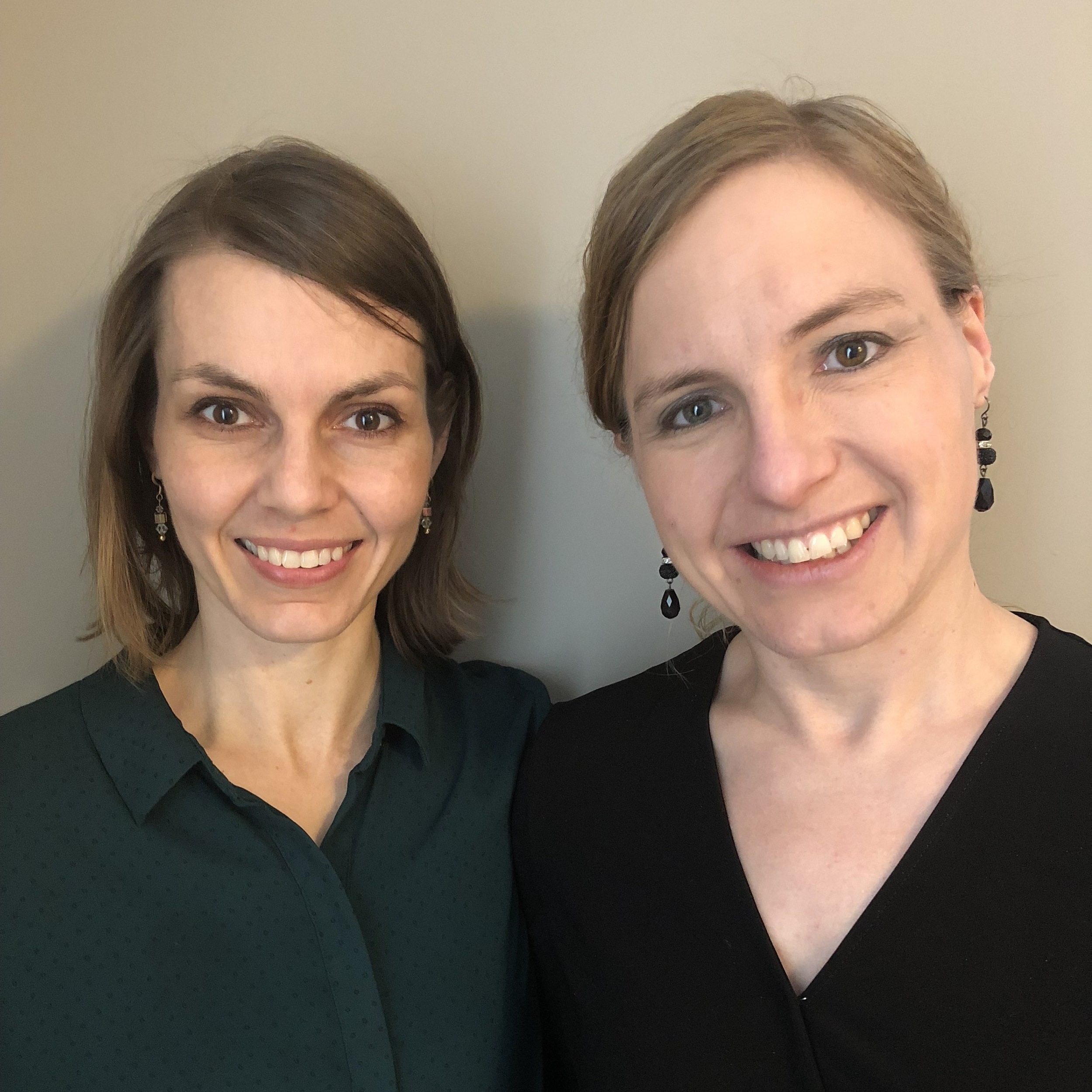 Lacey West  and  Rebecca Heyn,  piano duo  Thursday Musical Debut