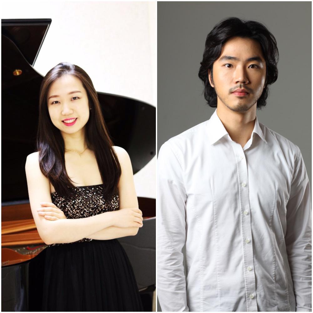 Jiwon & SeokHo Seokho Park, tenor and Jiwon Lee, piano   Thursday Musical Debut