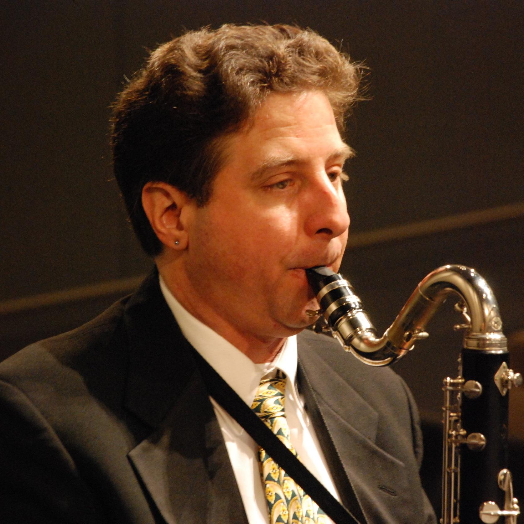 Paul Schulz, bass clarinet