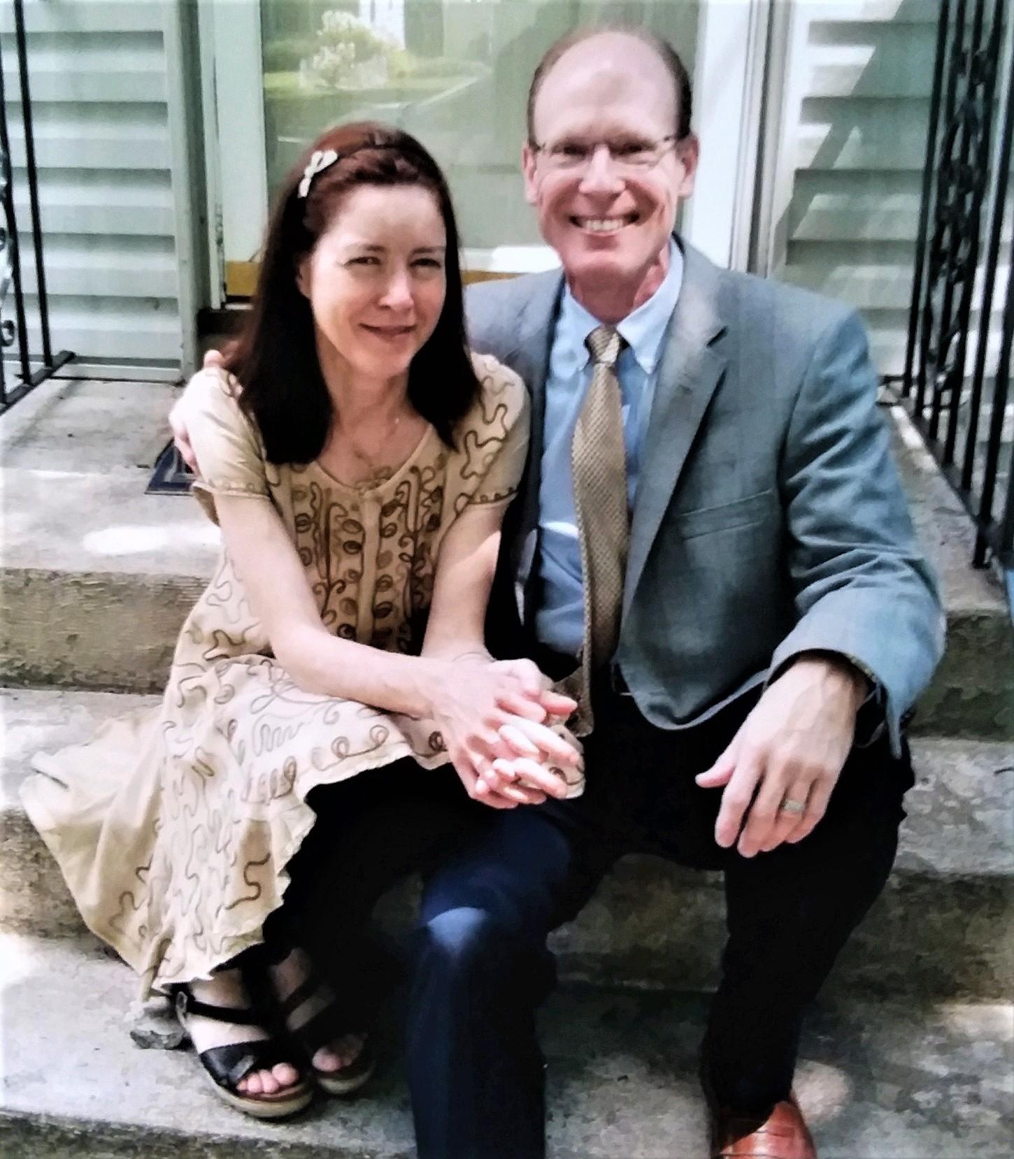 Megan Monahan Wallace and Christopher Wallace, piano duo